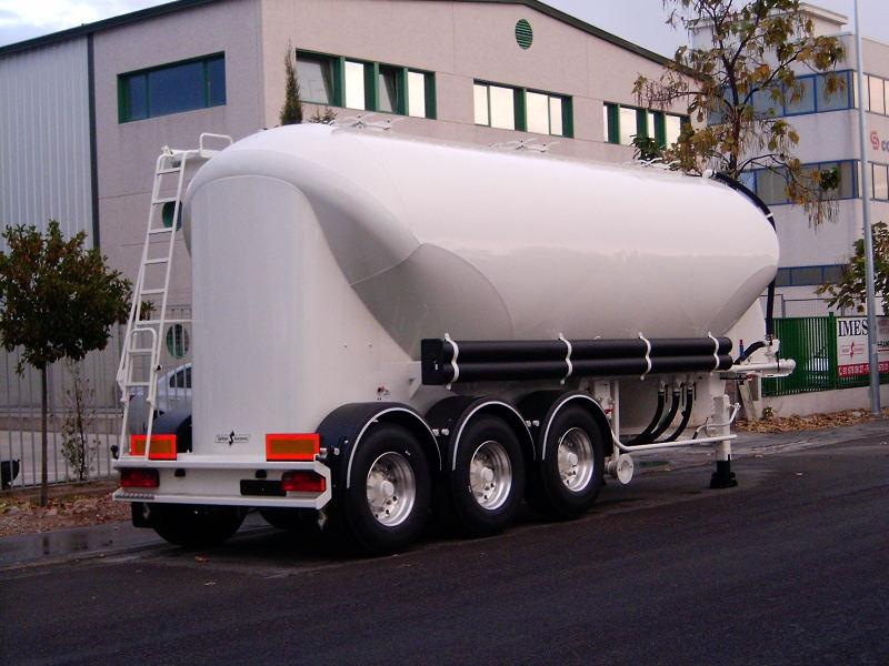 Cisternas de cemento alquiler de camiones hormigoneras for Cisternas de cemento